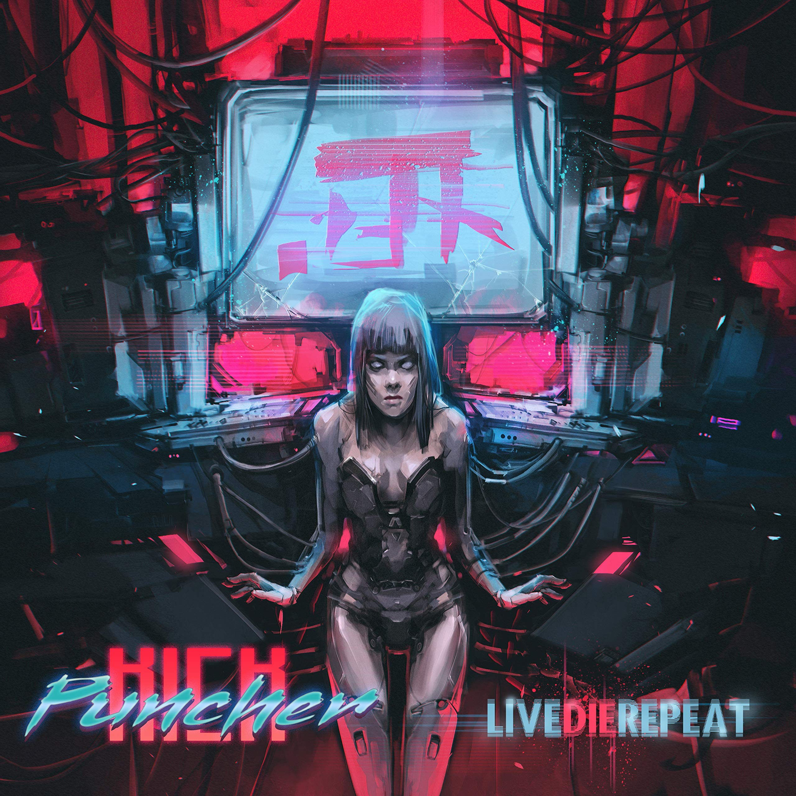 Kick Puncher - Livedierepeat (2021) [FLAC] Download