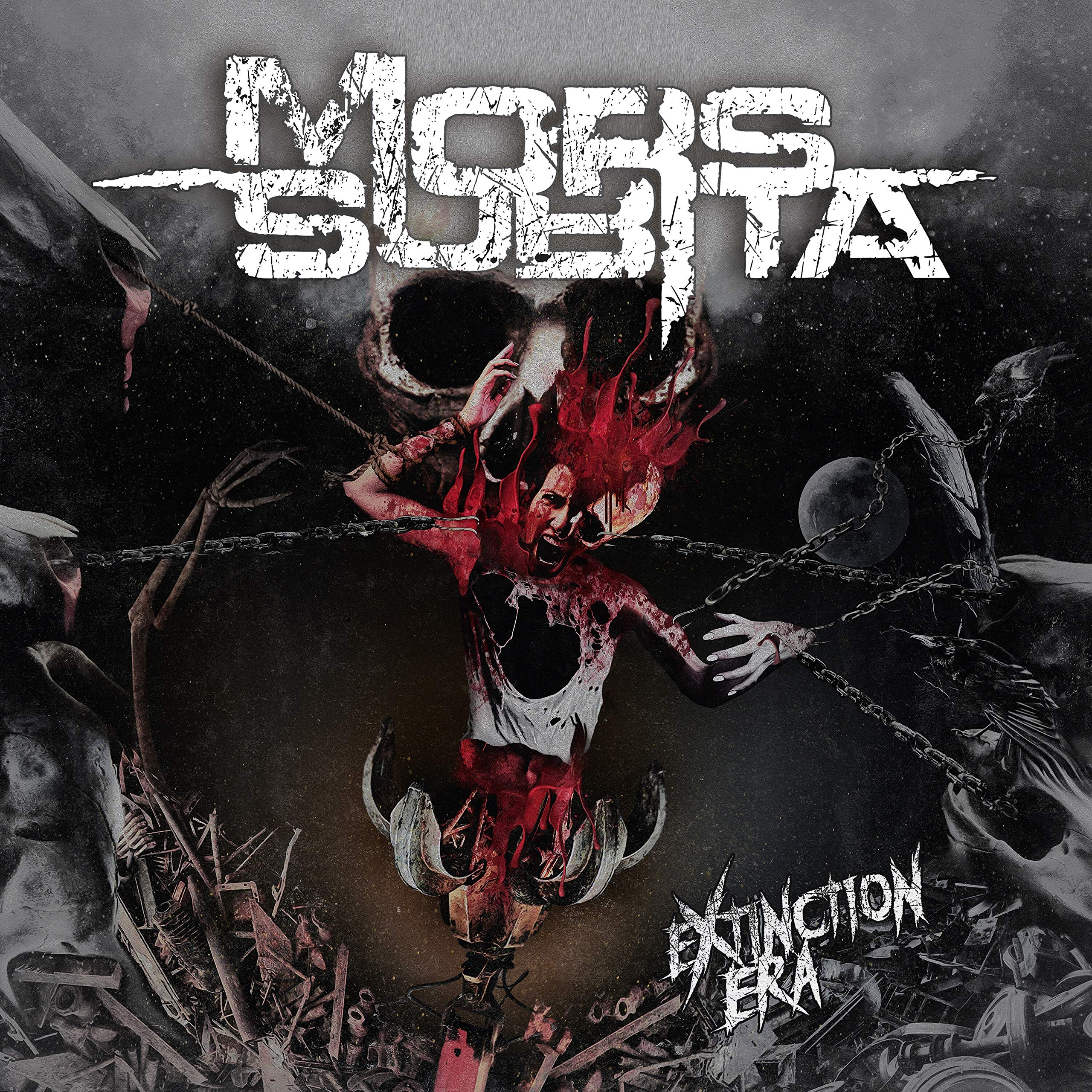 Mors Subita - Extinction Era (2020) [FLAC] Download