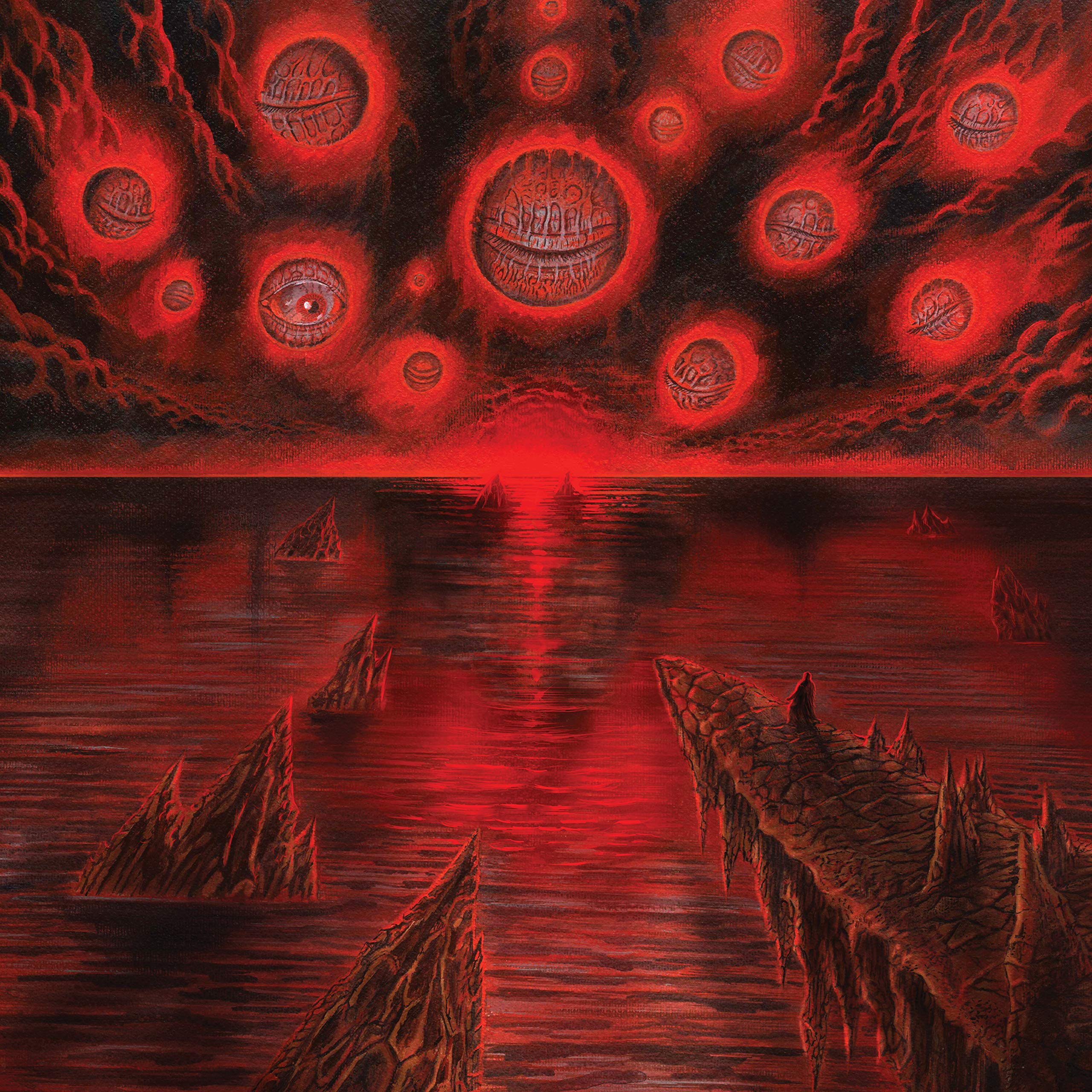 Gorephilia - In the Eye of Nothing (2020) [FLAC] Download