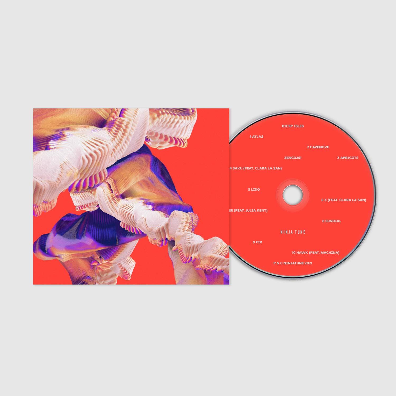 Bicep feat. machìna - Isles (2021) [FLAC] Download