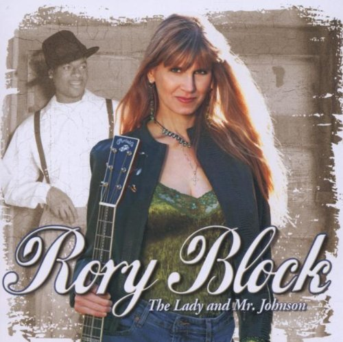 Rory Block - The Lady And Mr. Johnson (2006) [FLAC] Download
