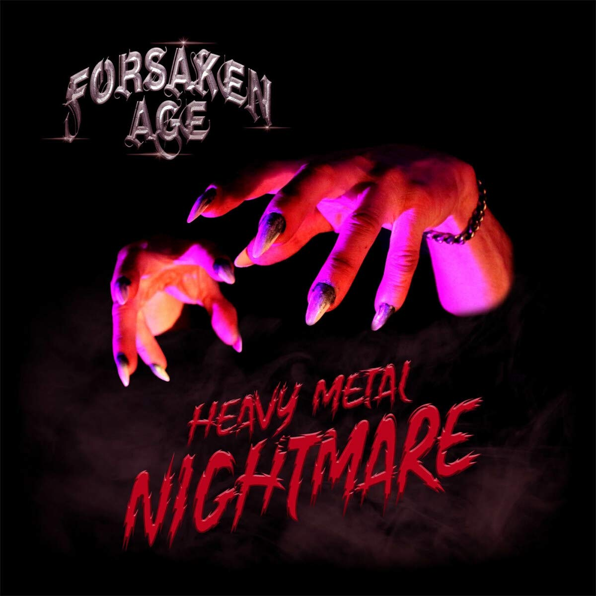 Forsaken Age - Heavy Metal Nightmare (2020) [FLAC] Download