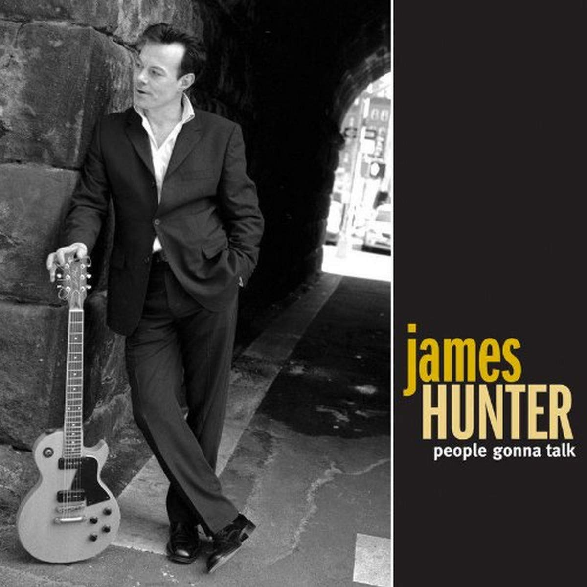 James Hunter - People Gonna Talk (2006) [FLAC] Download