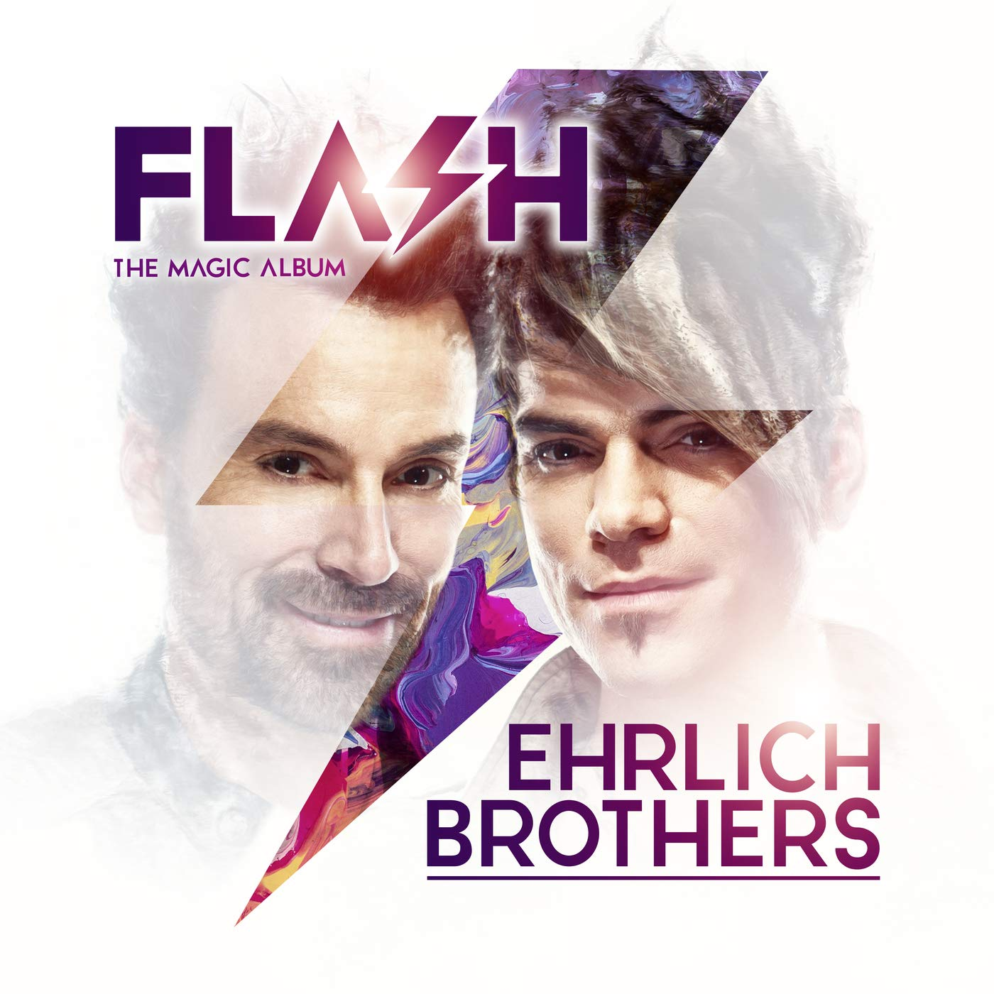 Ehrlich Brothers - Flash The Magic Album Flash The Magic (2019) [FLAC] Download
