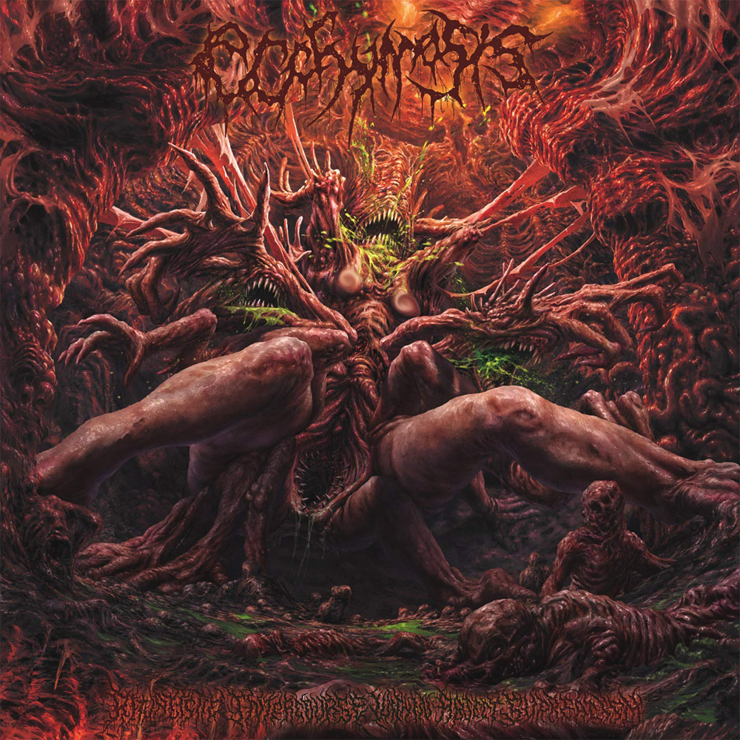 Ecchymosis - Ritualistic Intercourse Within Abject Surrealism (2020) [FLAC] Download