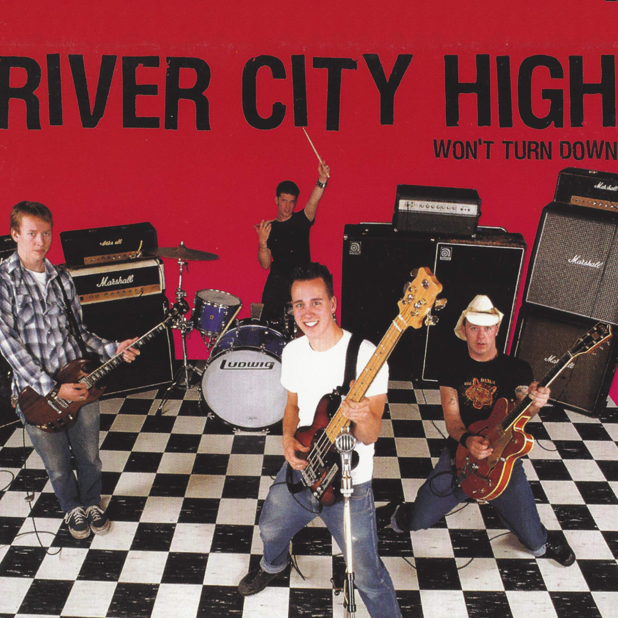 River City High - Won't Turn Down (2001) [FLAC] Download