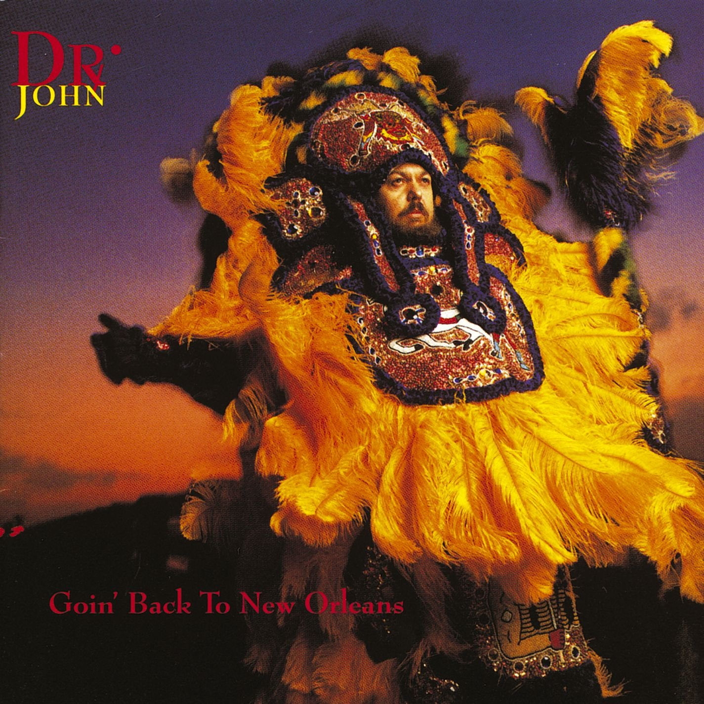 Dr. John - Goin' Back To New Orleans (1992) [FLAC] Download