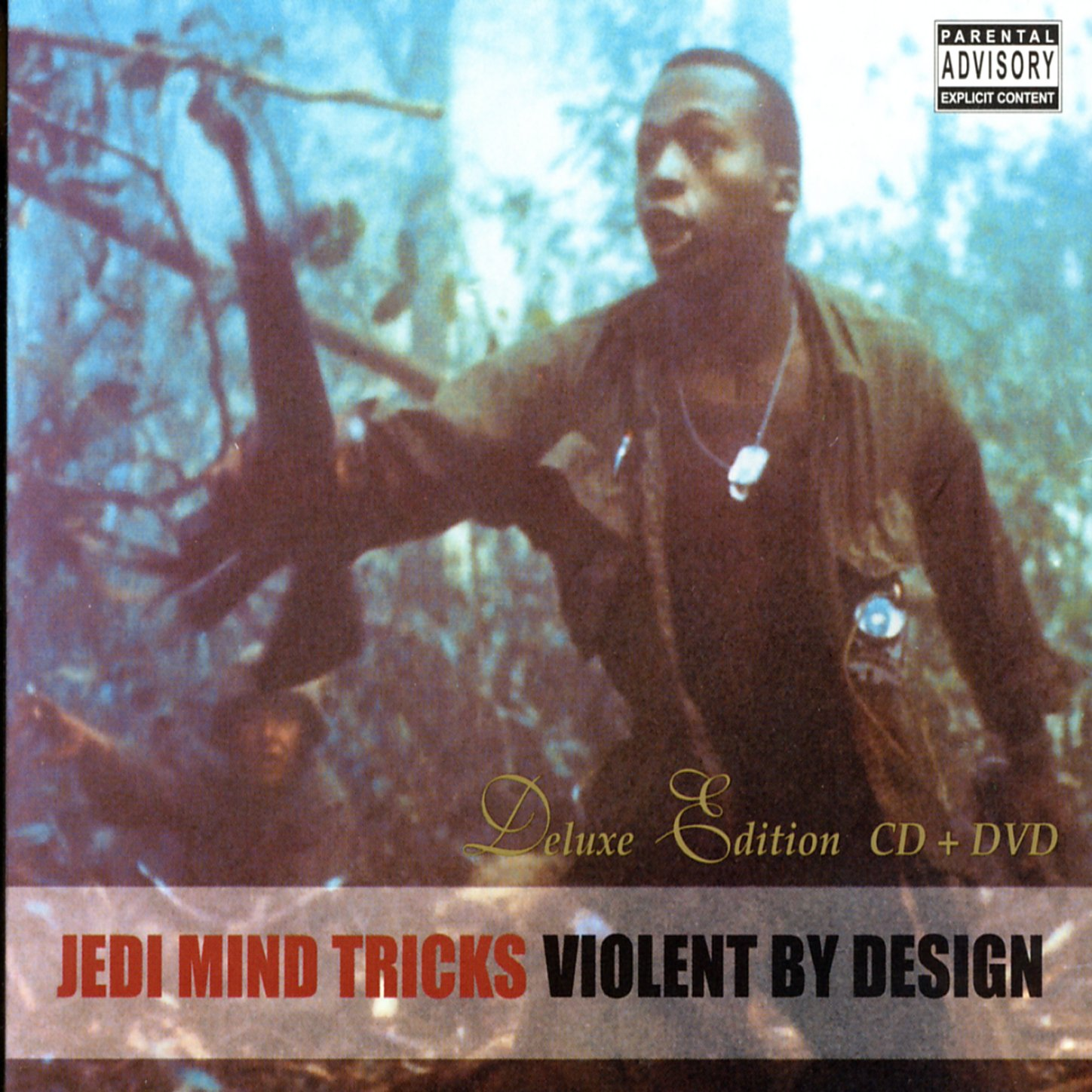 Jedi Mind Tricks - Violent By Design (2003) [FLAC] Download