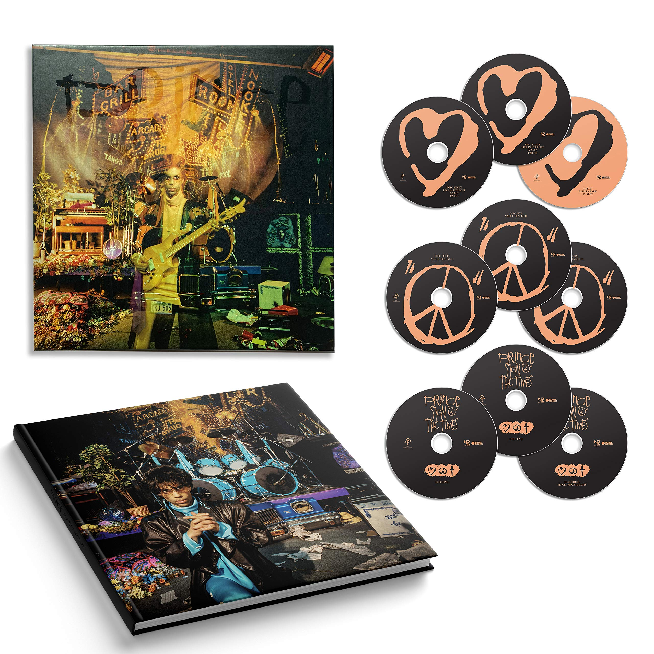 """Prince – Sign """"O"""" The Times (Super Deluxe Edition) (2020) [FLAC]"""
