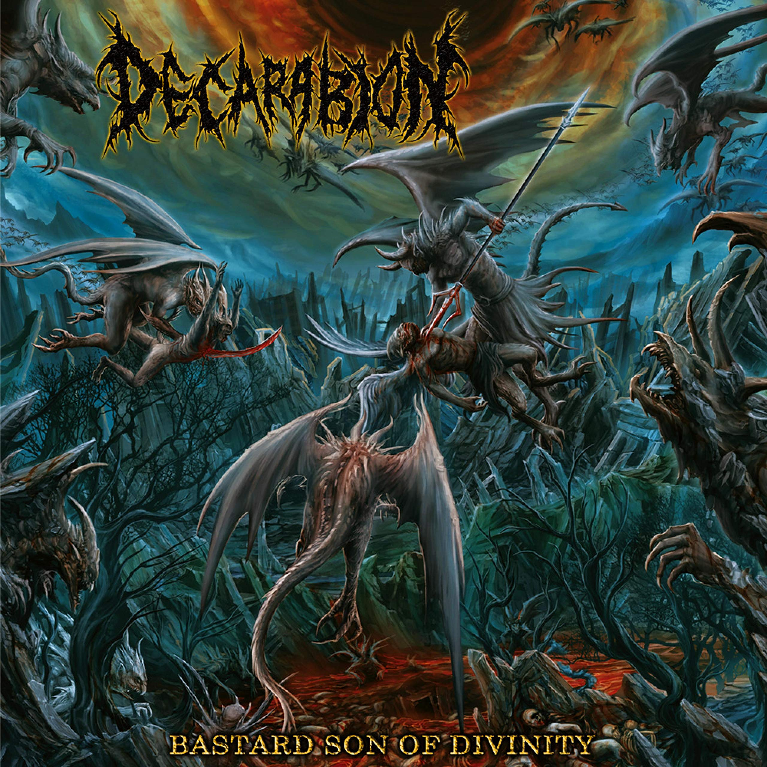Decarabion - Bastard Son of Divinity (2020) [FLAC] Download