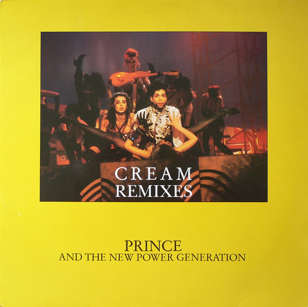 Prince And The New Power Generation – Cream Remixes (1991) [FLAC]