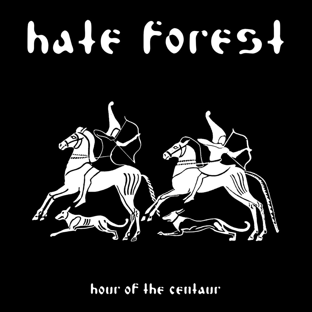 Hate Forest - Hour of the Centaur (2020) [FLAC] Download