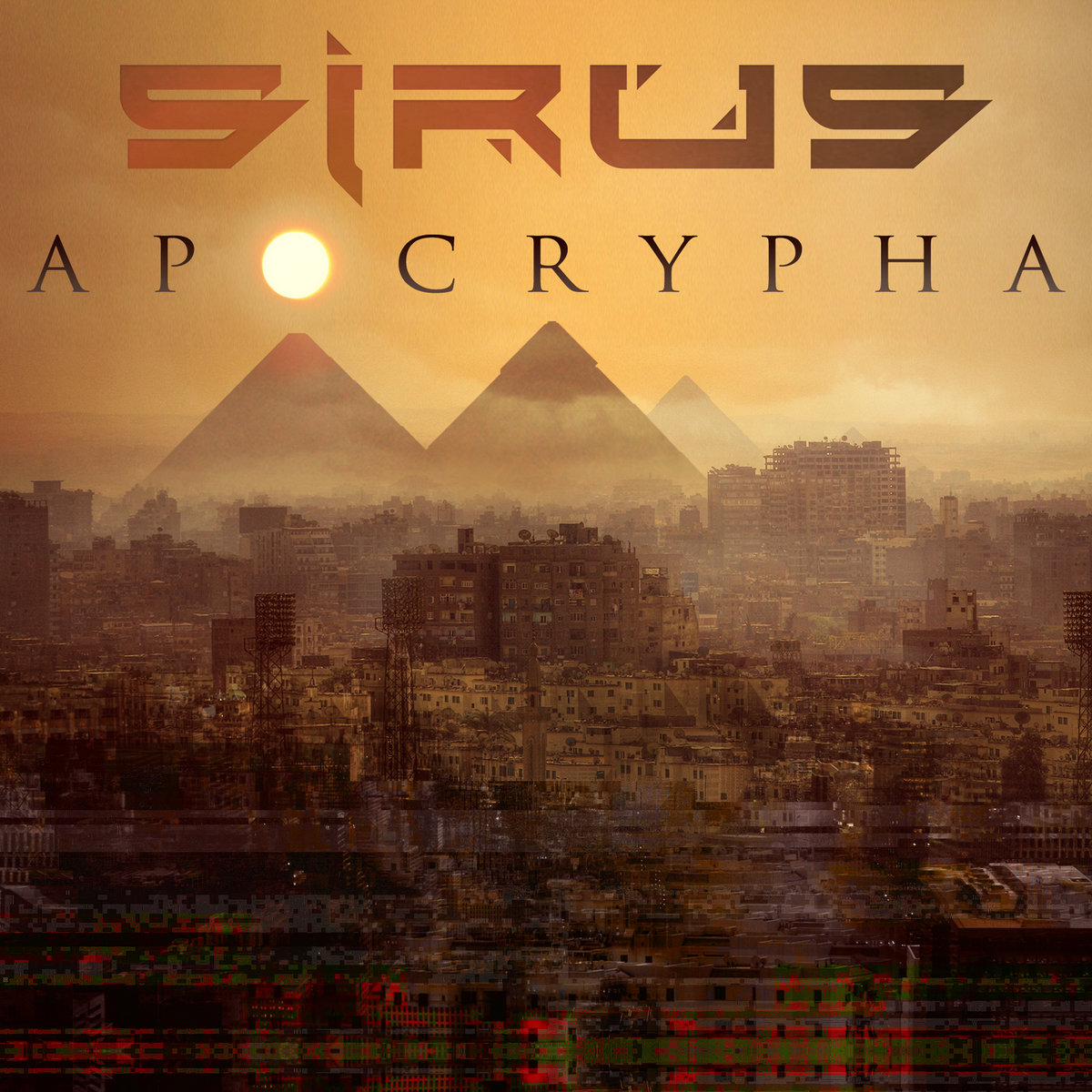 Sirus - Apocrypha (2018) [FLAC] Download