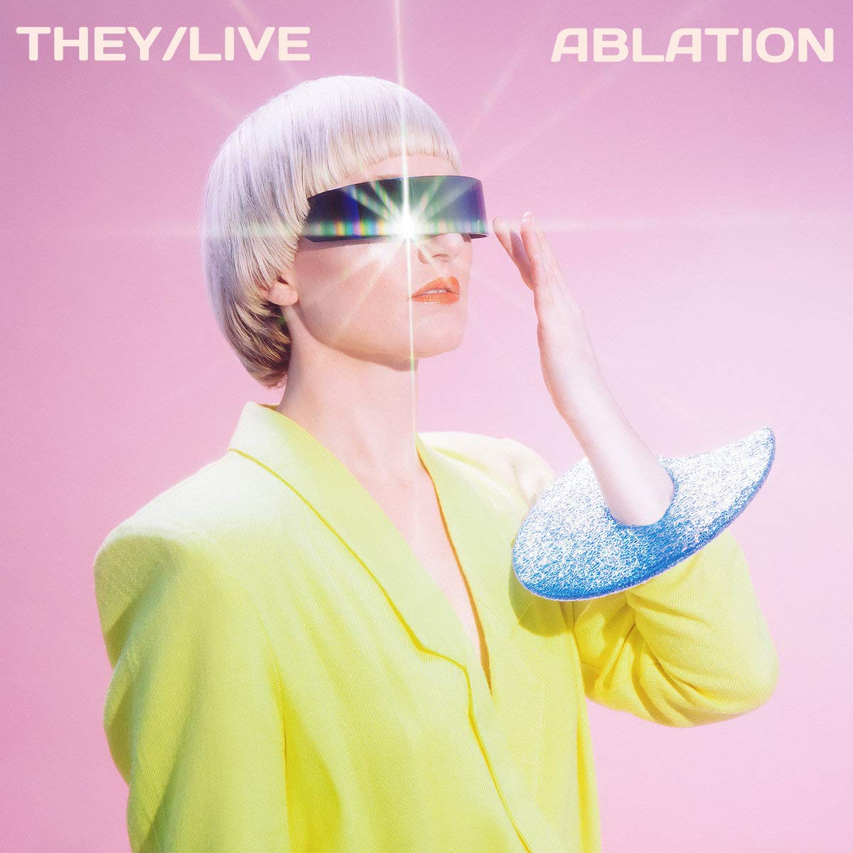 They/Live - Ablation (2020) [FLAC] Download