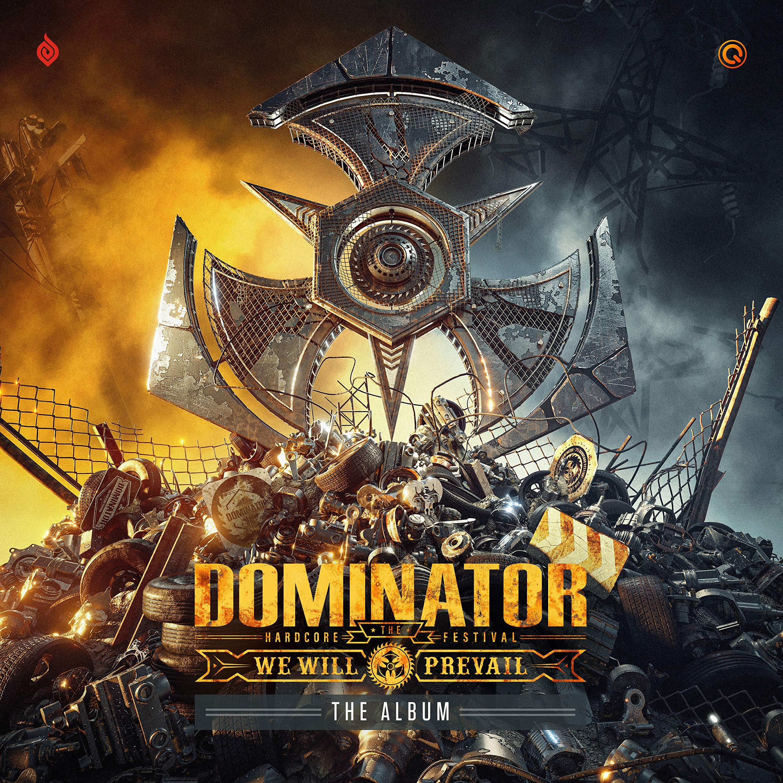 VA - Dominator-We Will Prevail (2020) [FLAC] Download