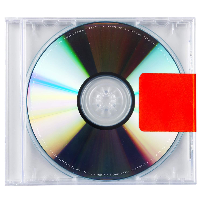 Kanye West - Yeezus (2013) [FLAC] Download