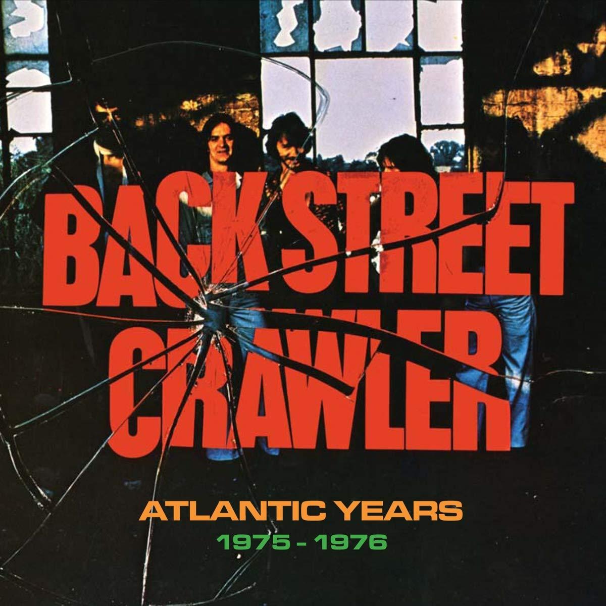 Backstreet Crawler - Atlantic Years 1975-1976 (2020) [FLAC] Download