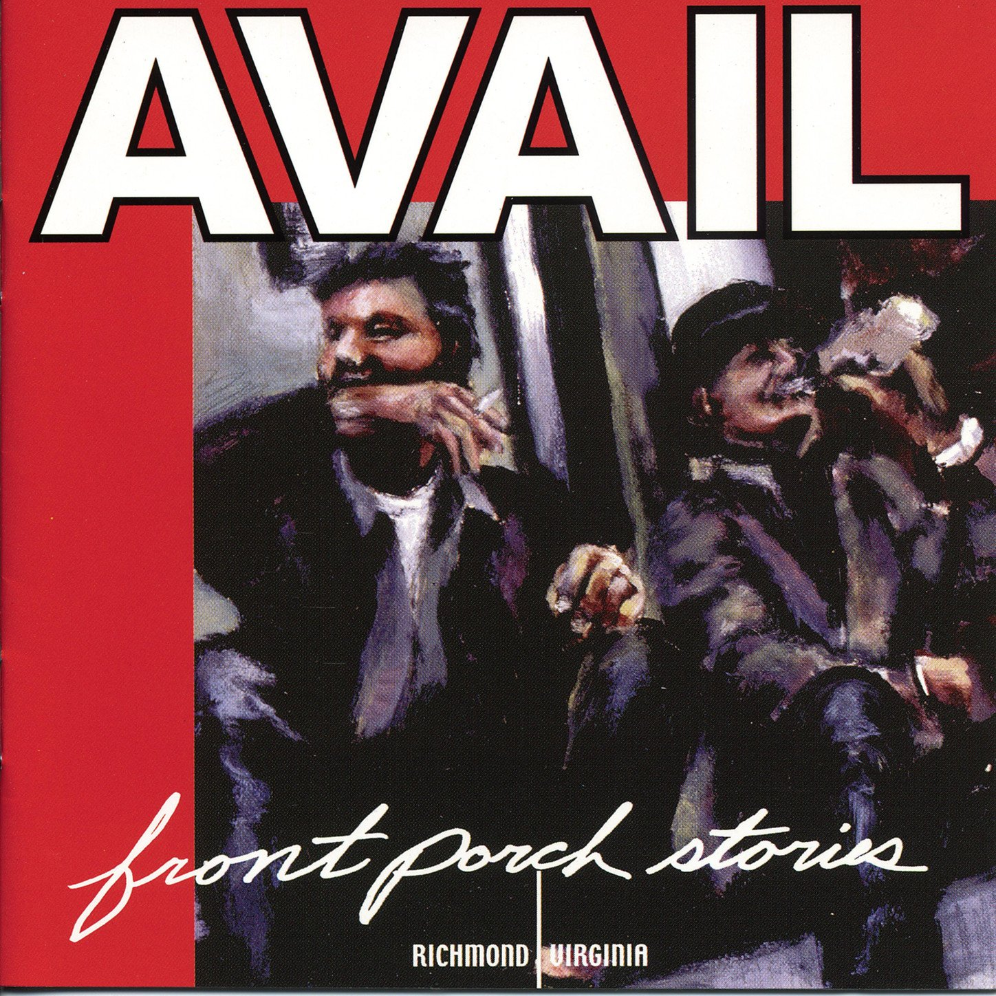 Avail - Front Porch Stories (2002) [FLAC] Download