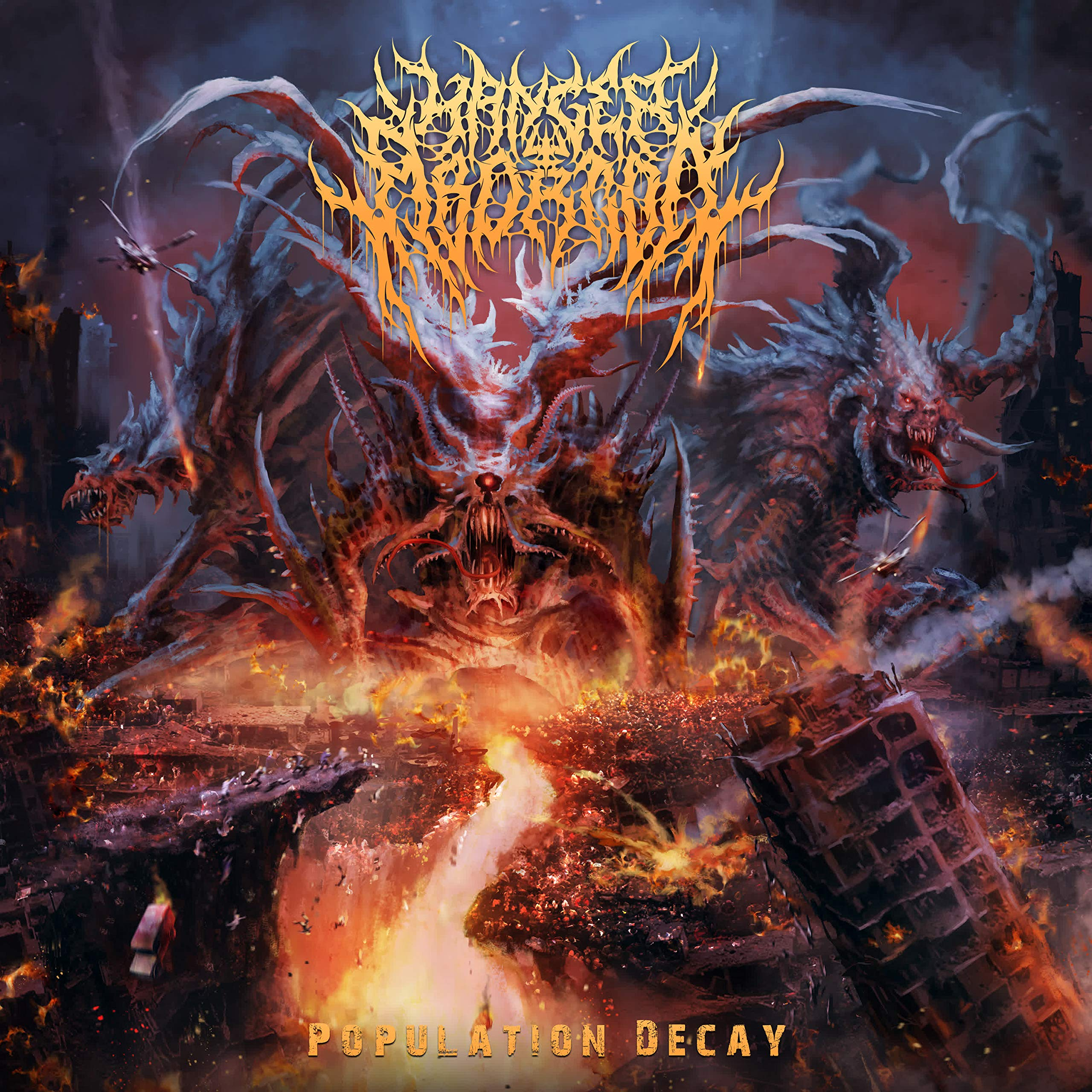 Hanger Abortion - Population Decay (2020) [FLAC] Download