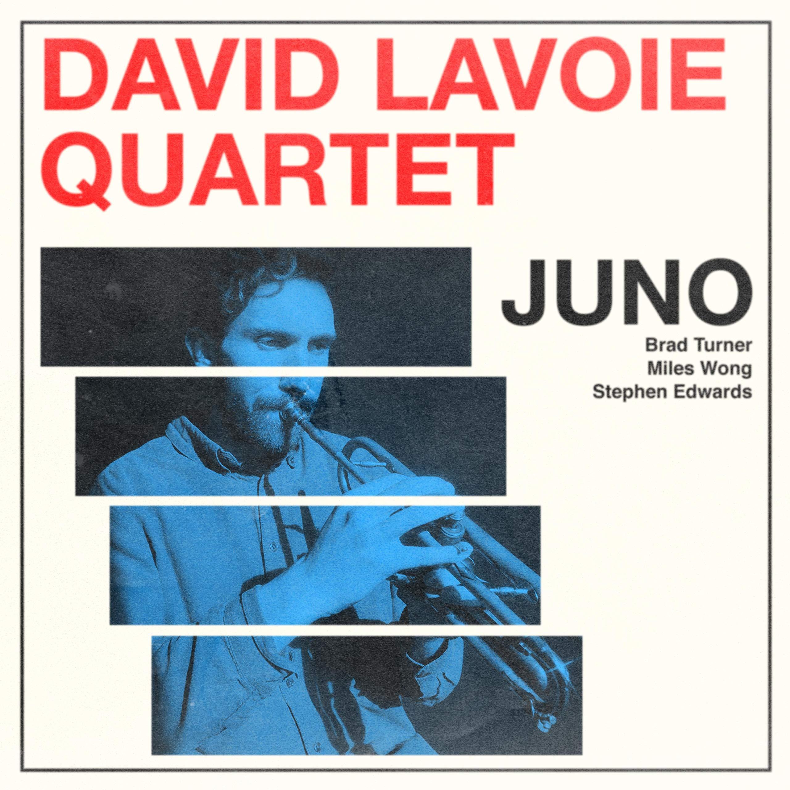 David Lavoie Quartet - Juno (2020) [FLAC] Download
