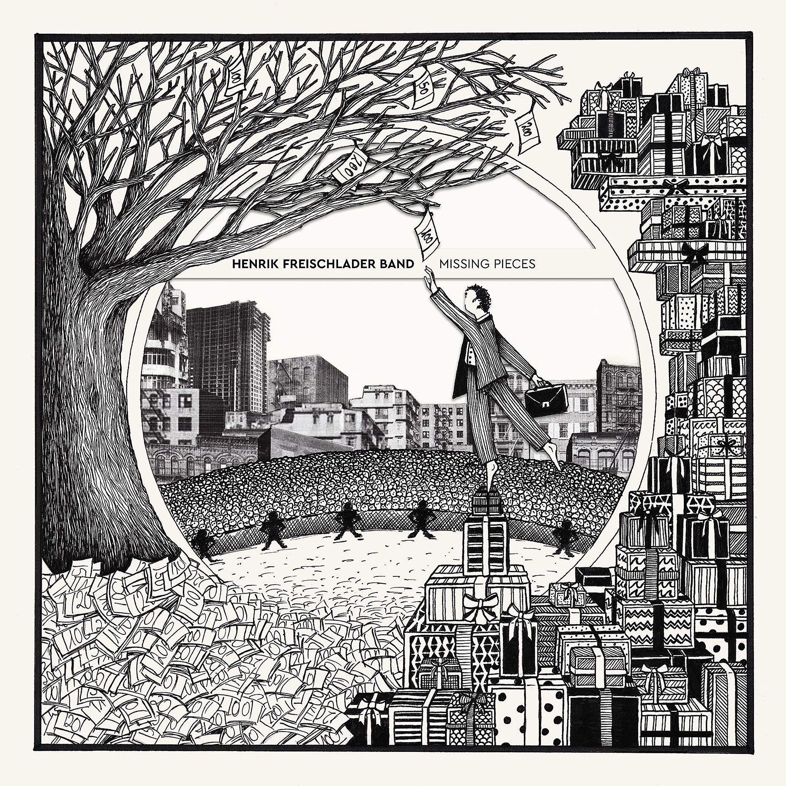 Henrik Freischlader Band – Missing Pieces (2020) [FLAC]