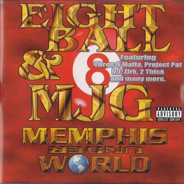 Eightball & MJG - Memphis Under World (1999) [FLAC] Download