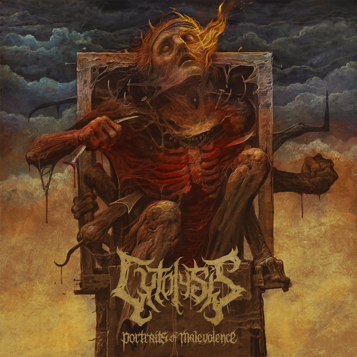 Cytolysis - Portraits of Malevolence (2020) [FLAC] Download
