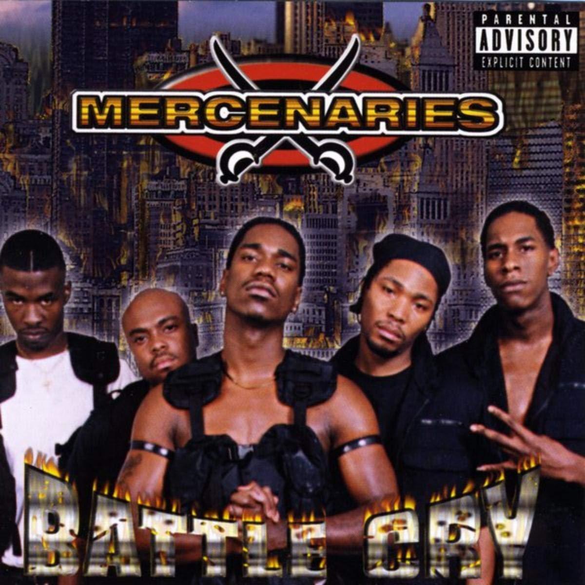 Mercenaries - Battle Cry (1998) [FLAC] Download