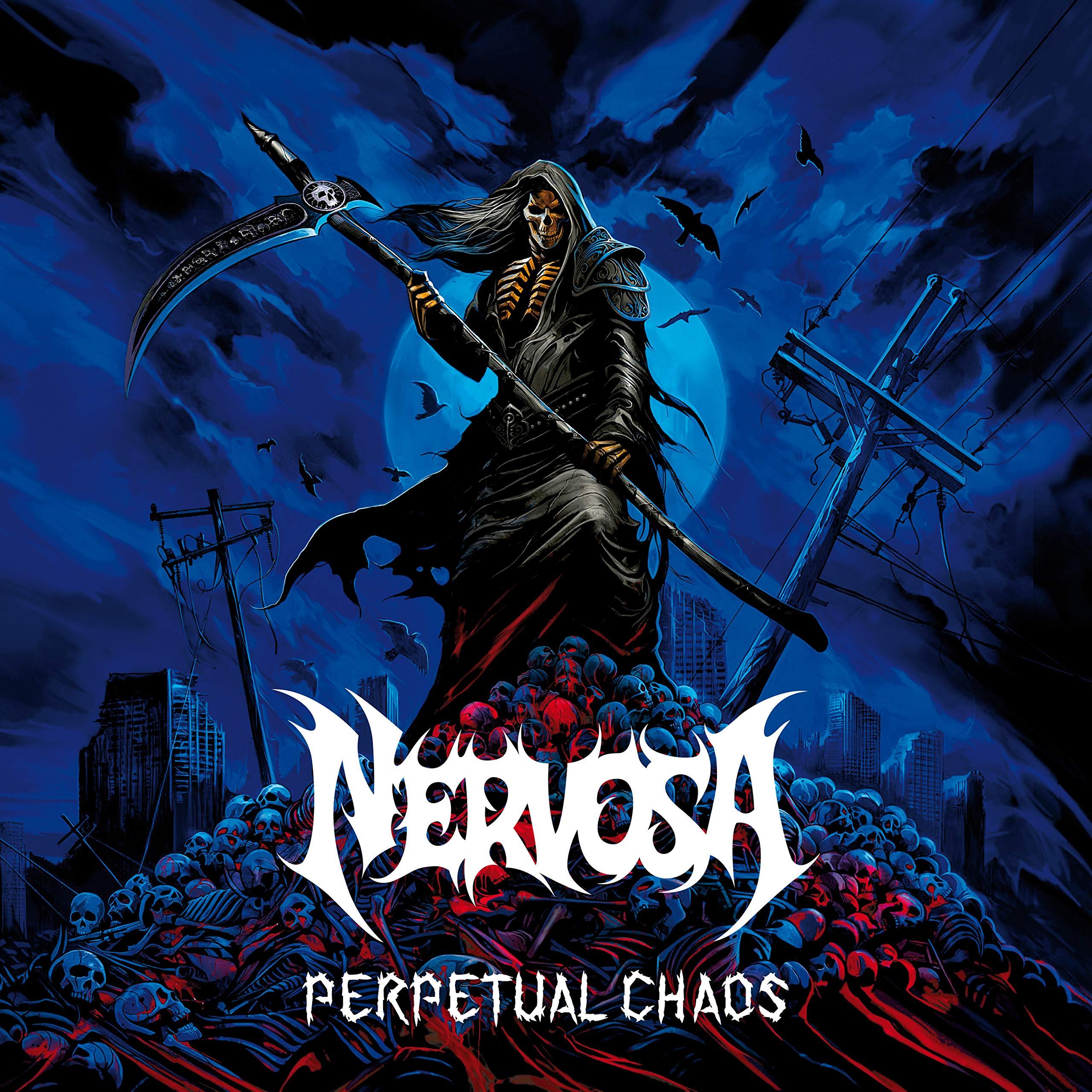 Nervosa - Perpetual Chaos (2021) [FLAC] Download