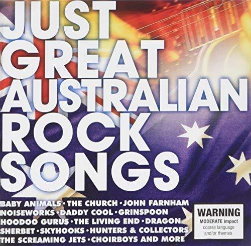 VA – Just Great Australian Rock Songs (2017) [FLAC]