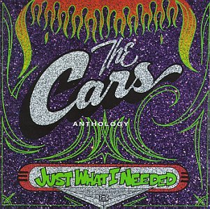 The Cars - The Cars Anthology Just What I Needed (1995) [FLAC] Download