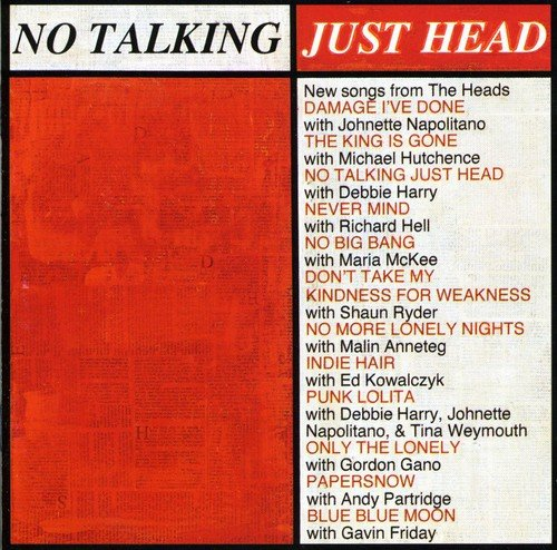 The Heads - No Talking Just Head (1996) [FLAC] Download