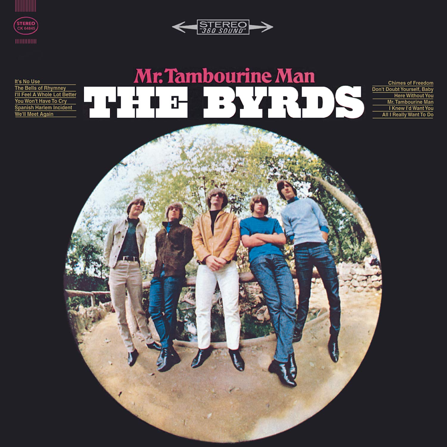 The Byrds - Mr. Tambourine Man (1996) [FLAC] Download