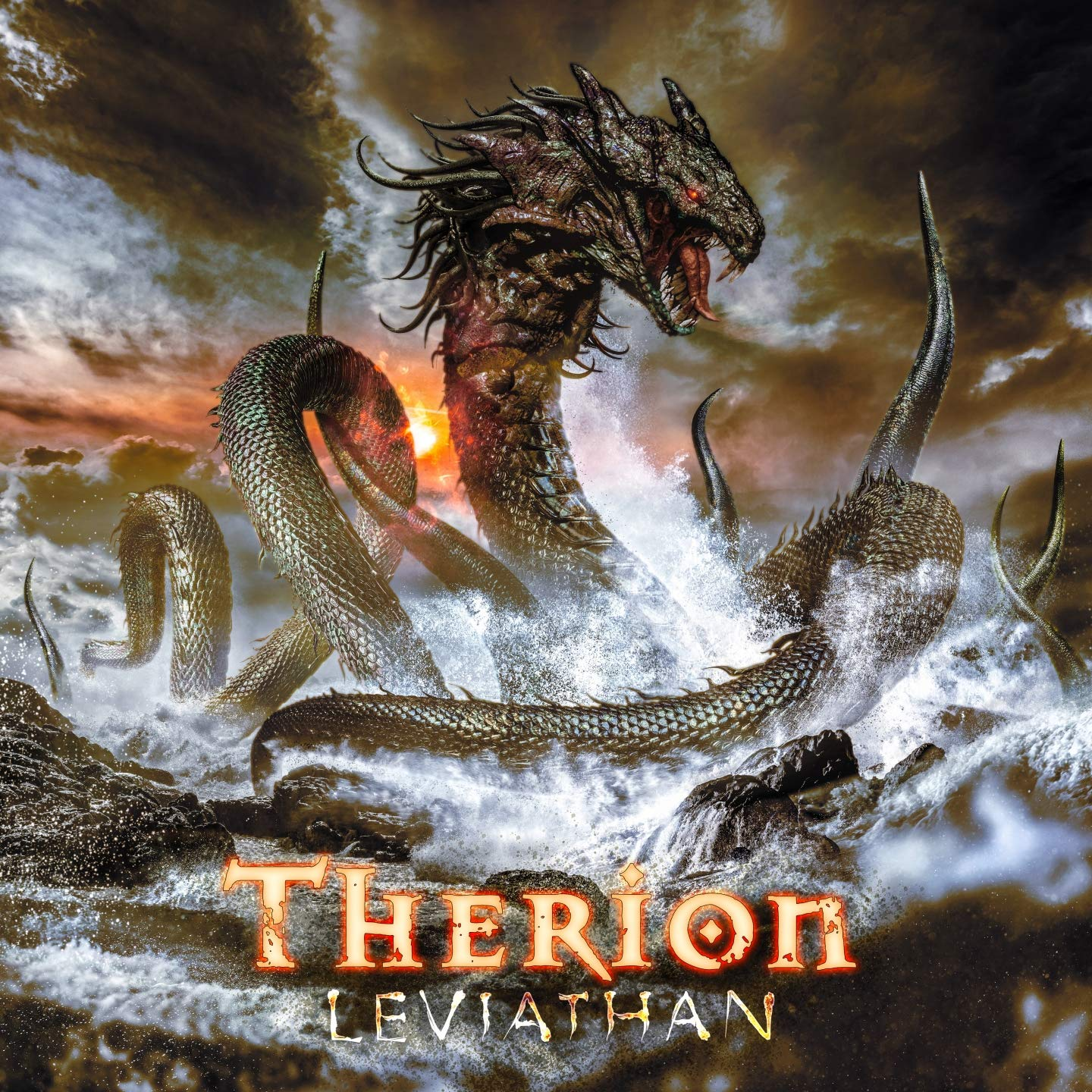 Therion - Leviathan (2021) [FLAC] Download