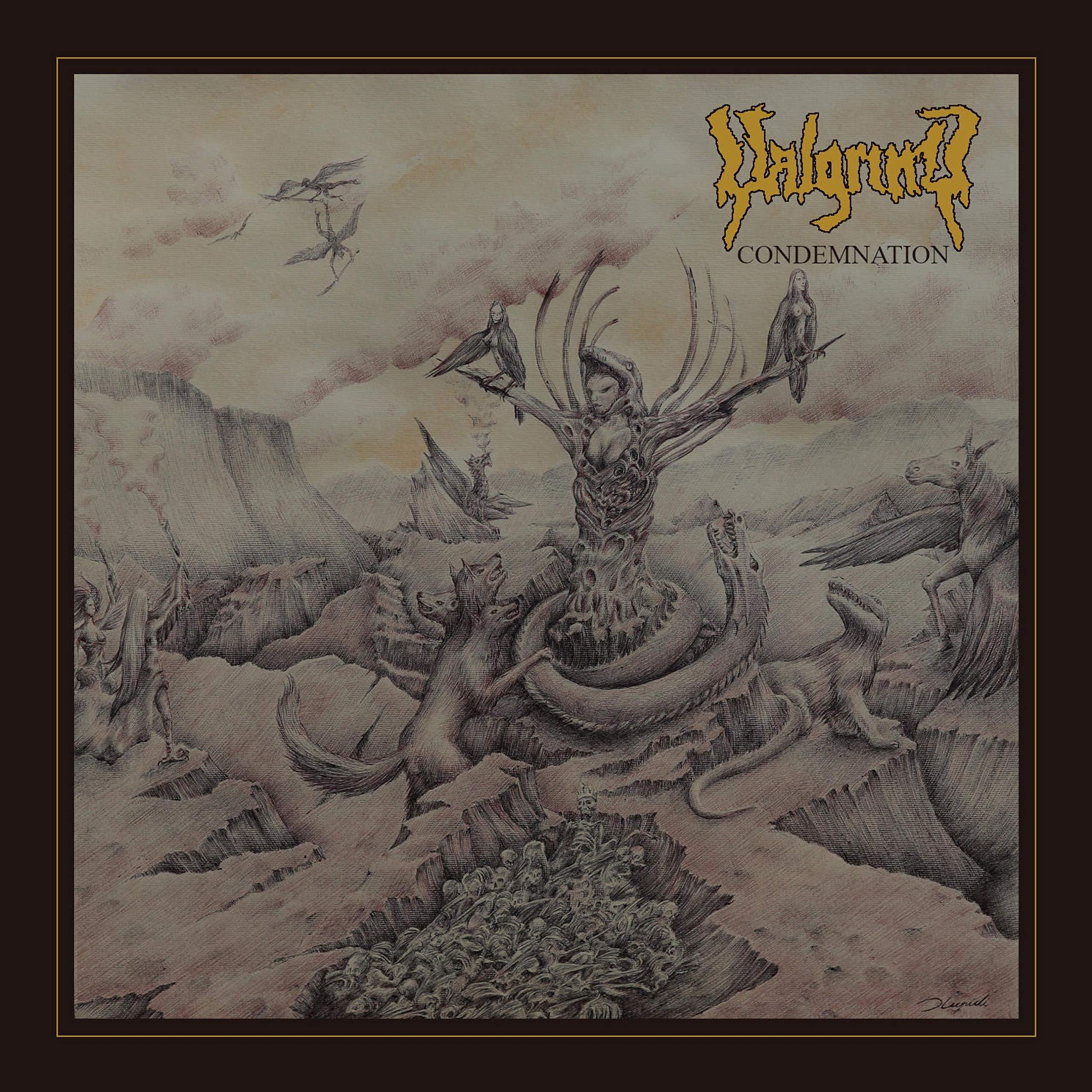 Valgrind - Condemnation (2020) [FLAC] Download