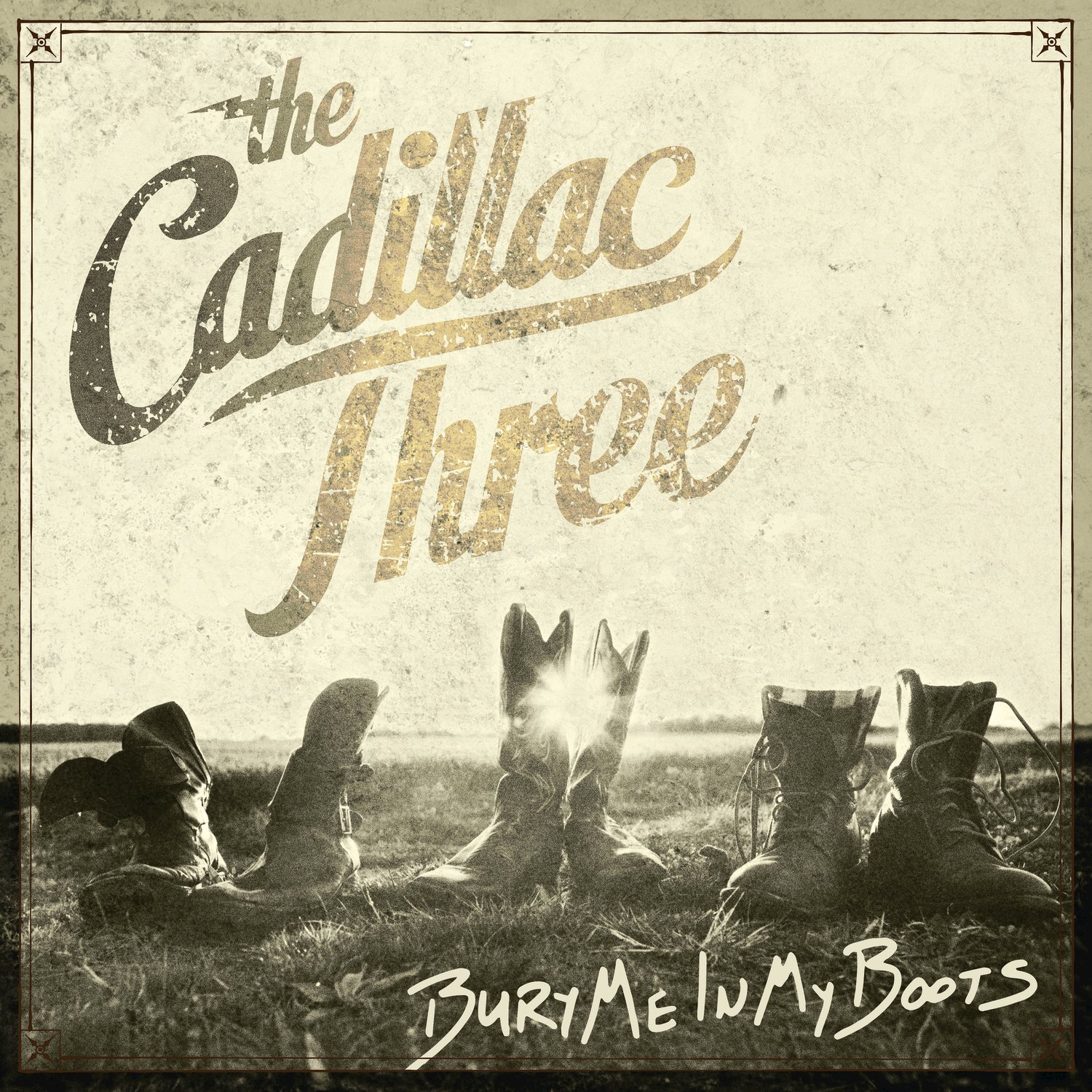 The Cadillac Three - Bury Me in My Boots (2016) [FLAC] Download