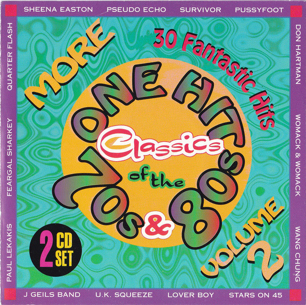 VA - More One Hit Classics Of The 70s & 80s Volume 2 (1996) [FLAC] Download