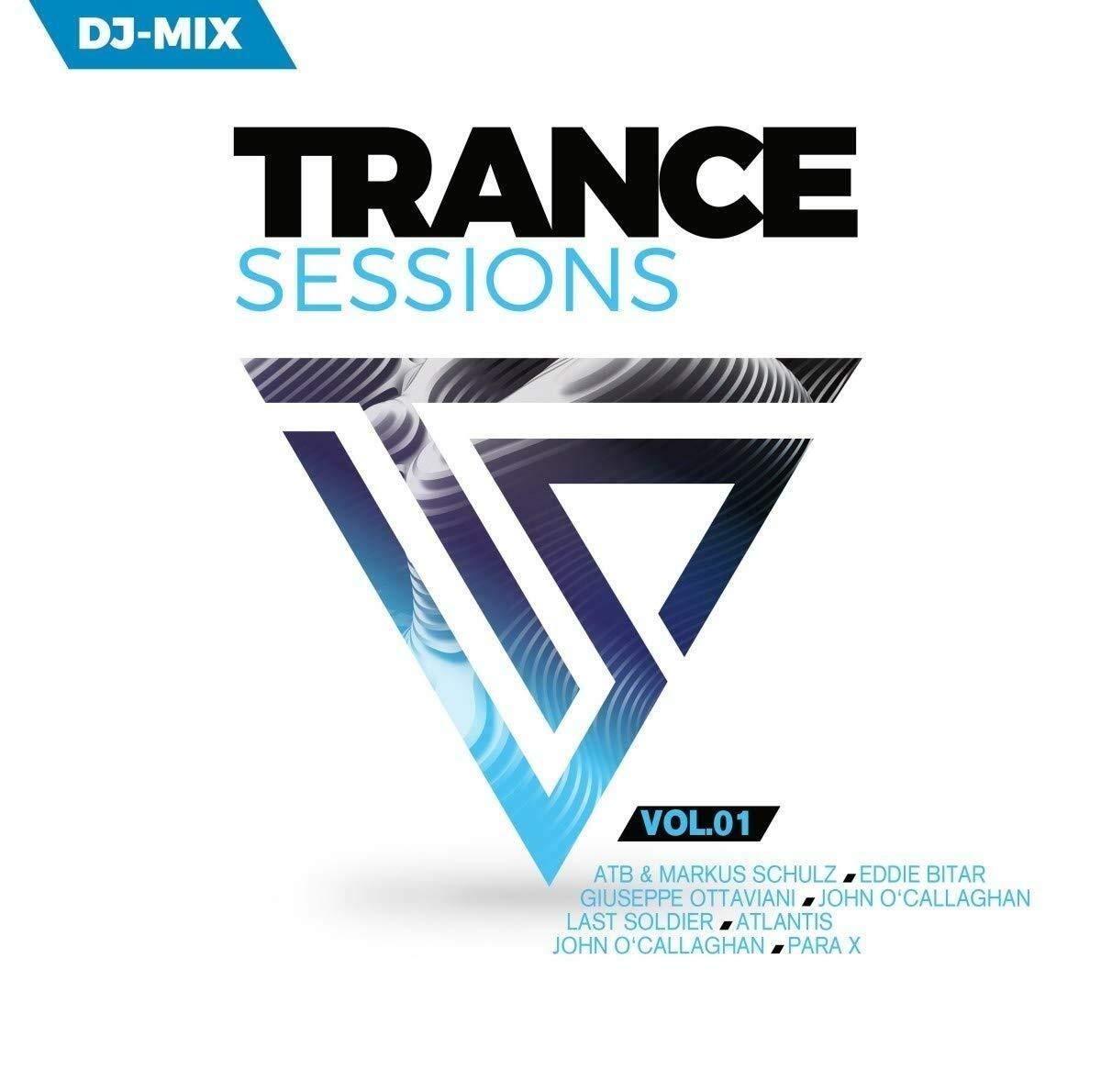 VA - Trance Sessions Vol. 1 (2020) [FLAC] Download