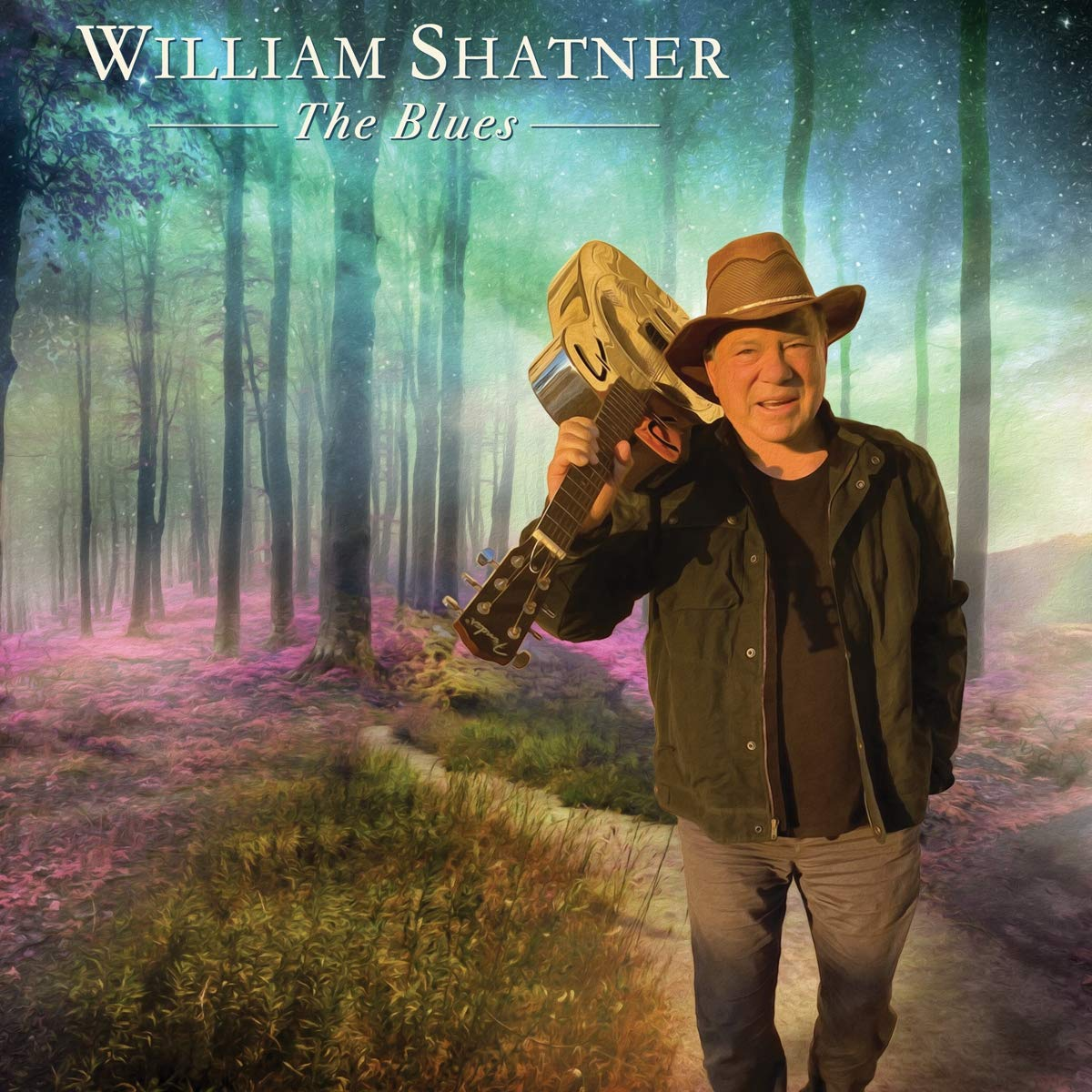 William Shatner - The Blues (2020) [FLAC] Download