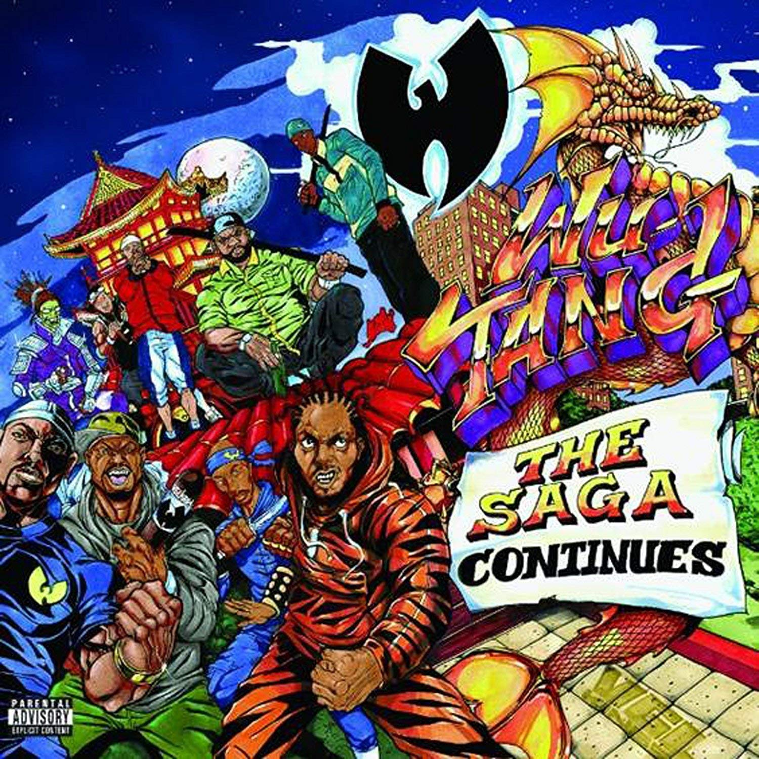 Wu-Tang - The Saga Continues (2017) [FLAC] Download