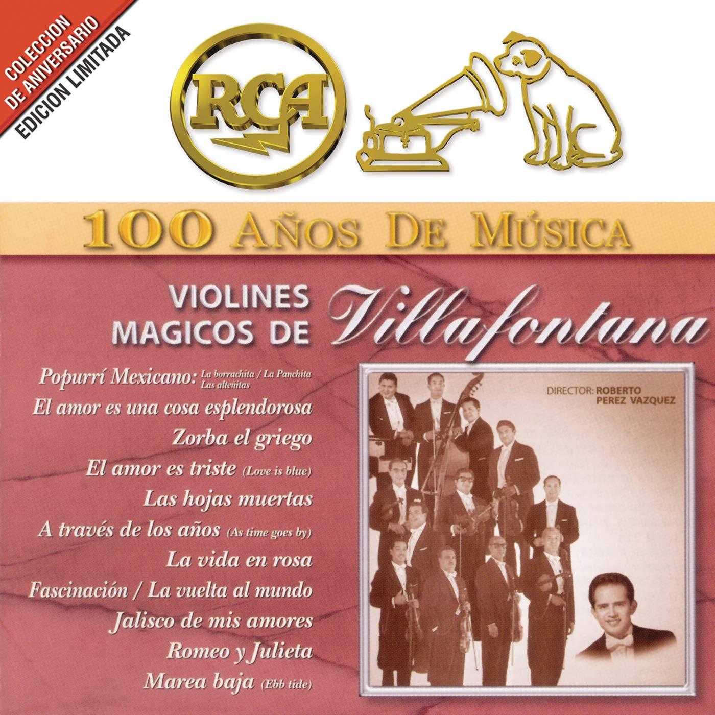Violines Mágicos De Villafontana – RCA 100 Años De Música (2001) [FLAC]