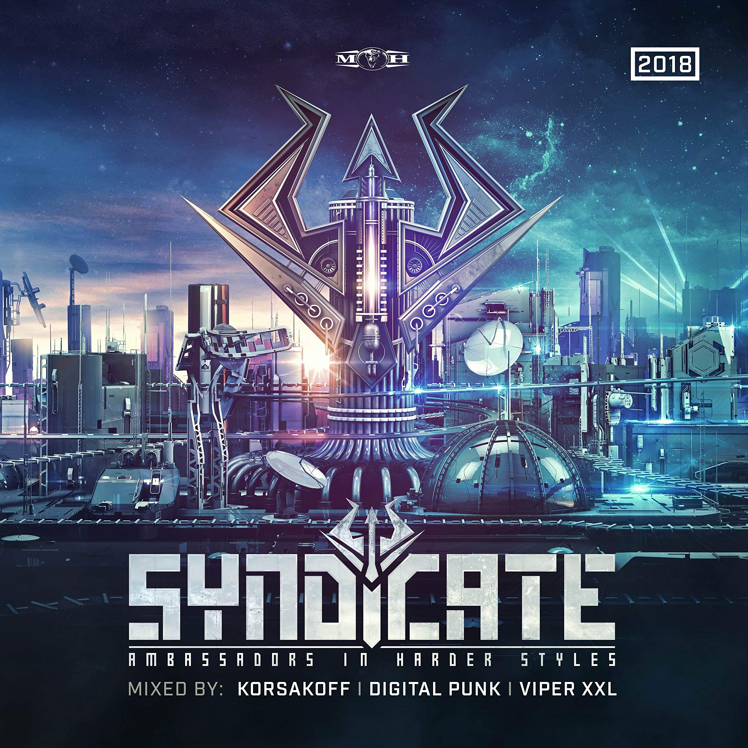 VA - Syndicate Ambassadors In Harder Styles 2018 (2018) [FLAC] Download