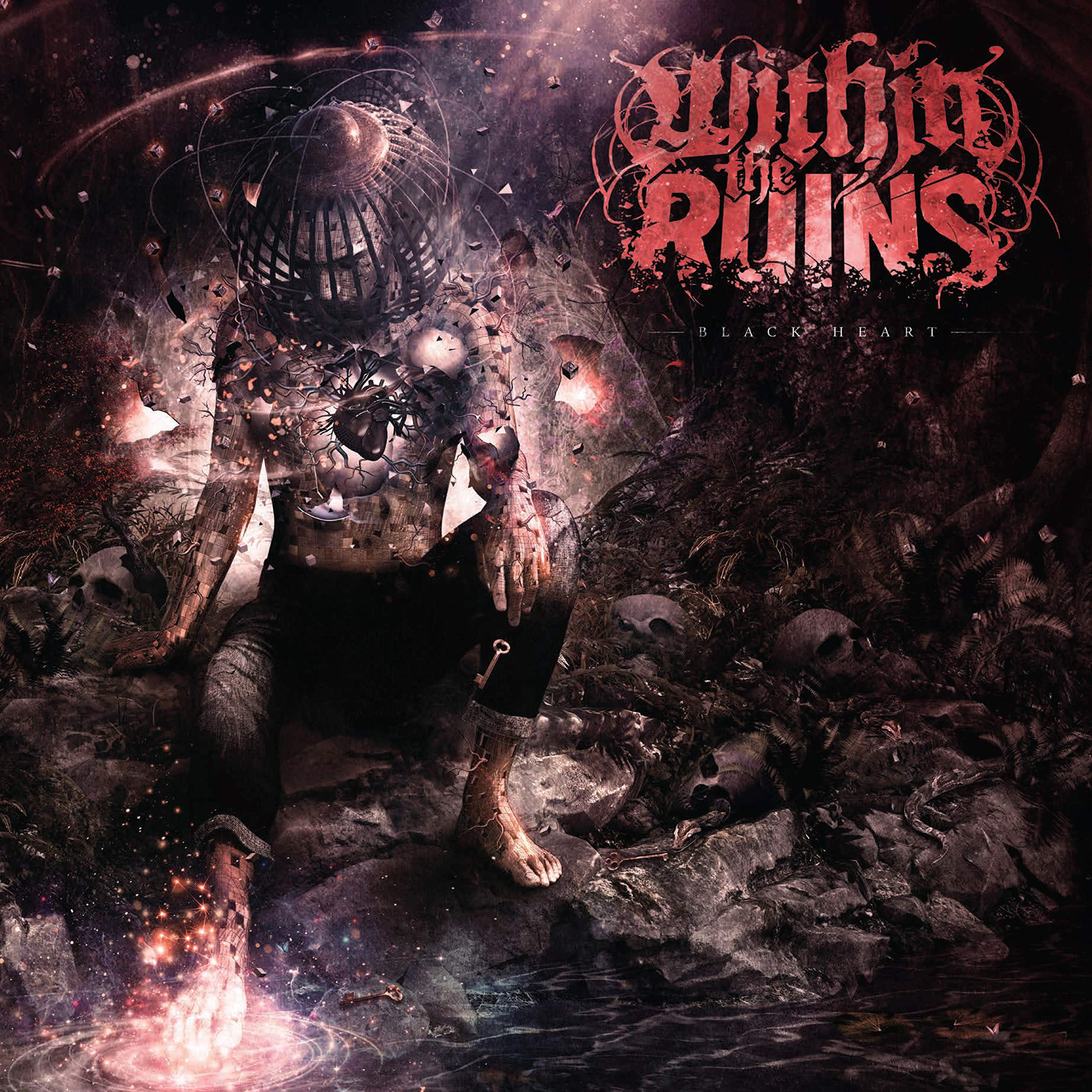 Within The Ruins – Black Heart (2020) [FLAC]