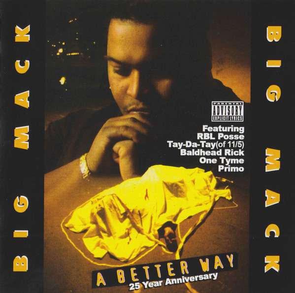 Big Mack – A Better Way-25 Year Anniversary (2020) [FLAC]