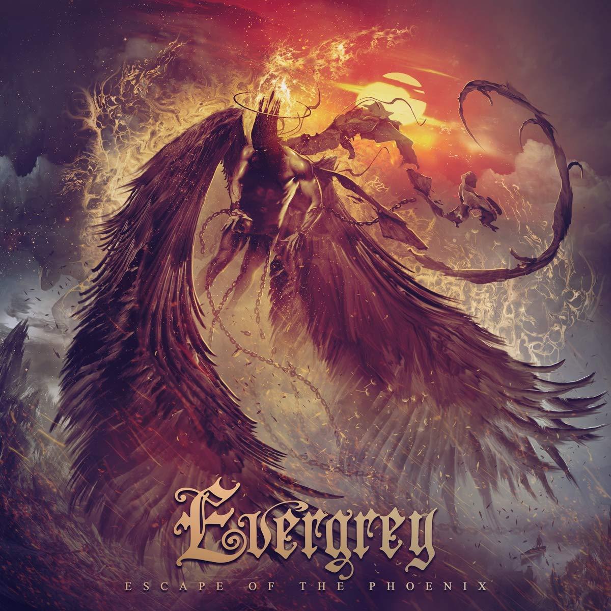 Evergrey – Escape of the Phoenix (2021) [FLAC]
