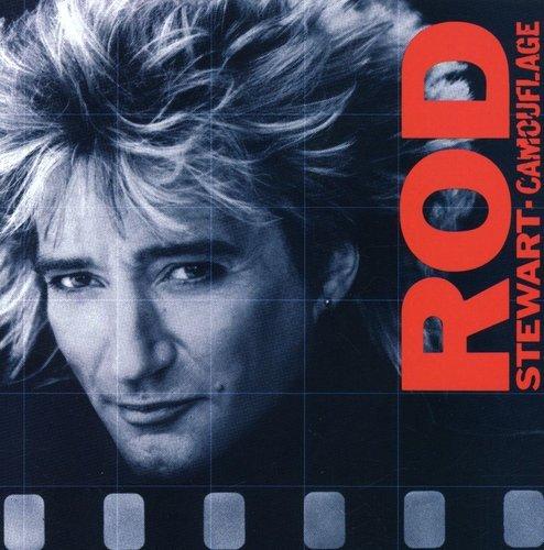 Rod Stewart – Camouflage (1984) [FLAC]