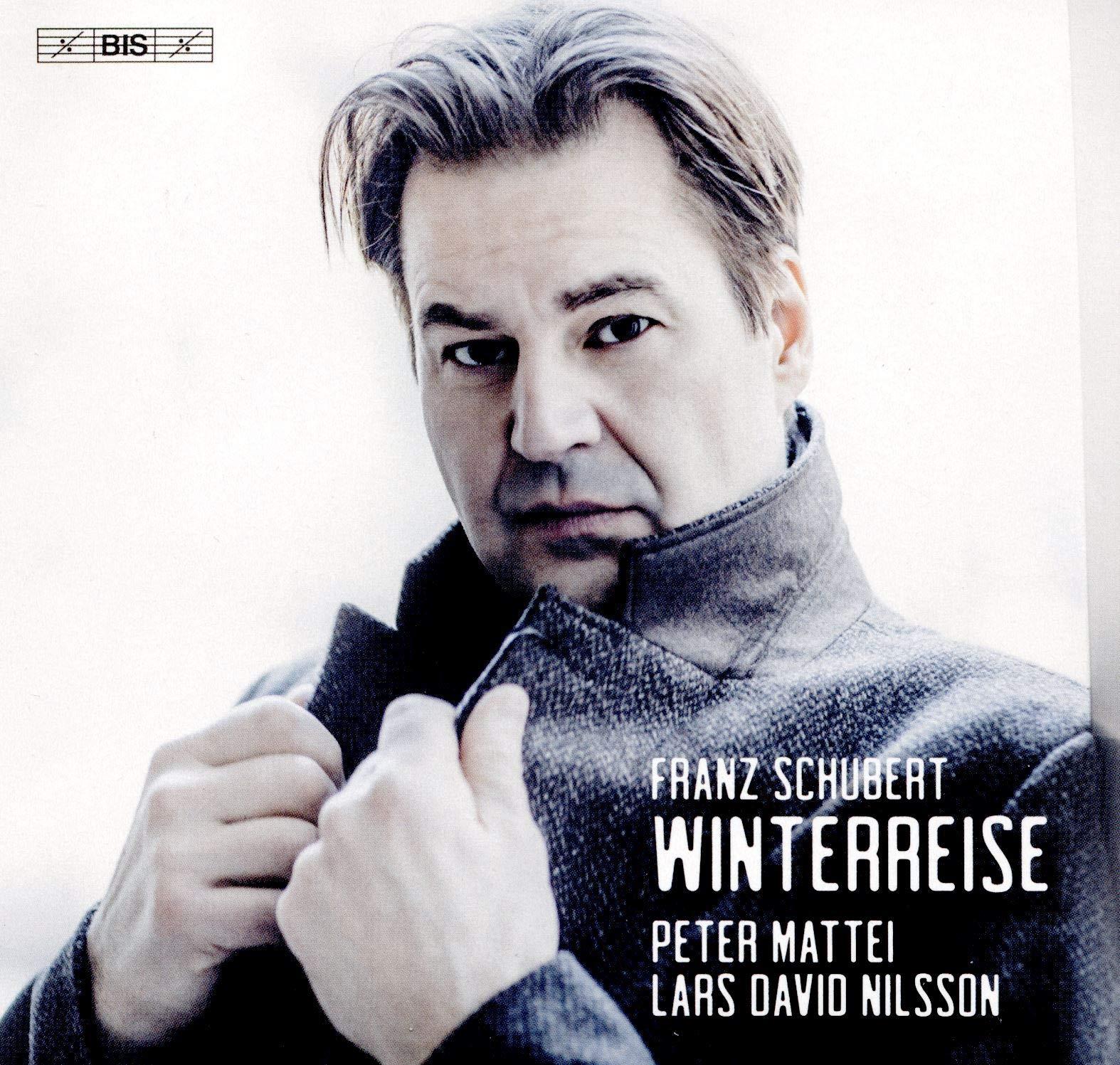 Peter Mattei & Lars David Nilsson – Franz Schubert: Winterreise (2019) [FLAC]