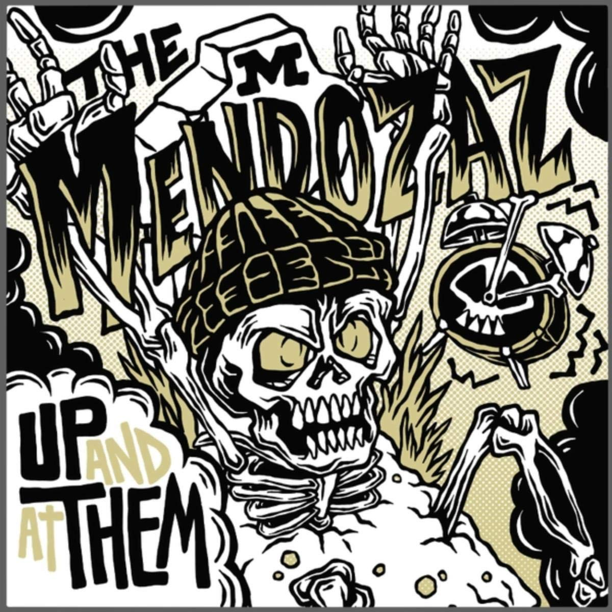 The Mendozaz – Up And At Them (2021) [FLAC]