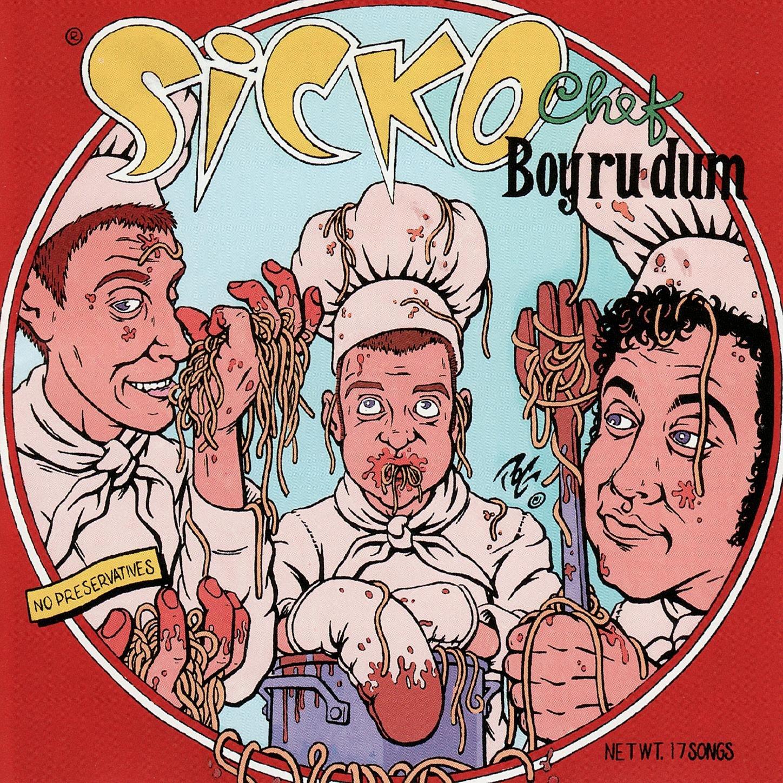 Sicko – Chef Boy R U Dumb (1995) [FLAC]