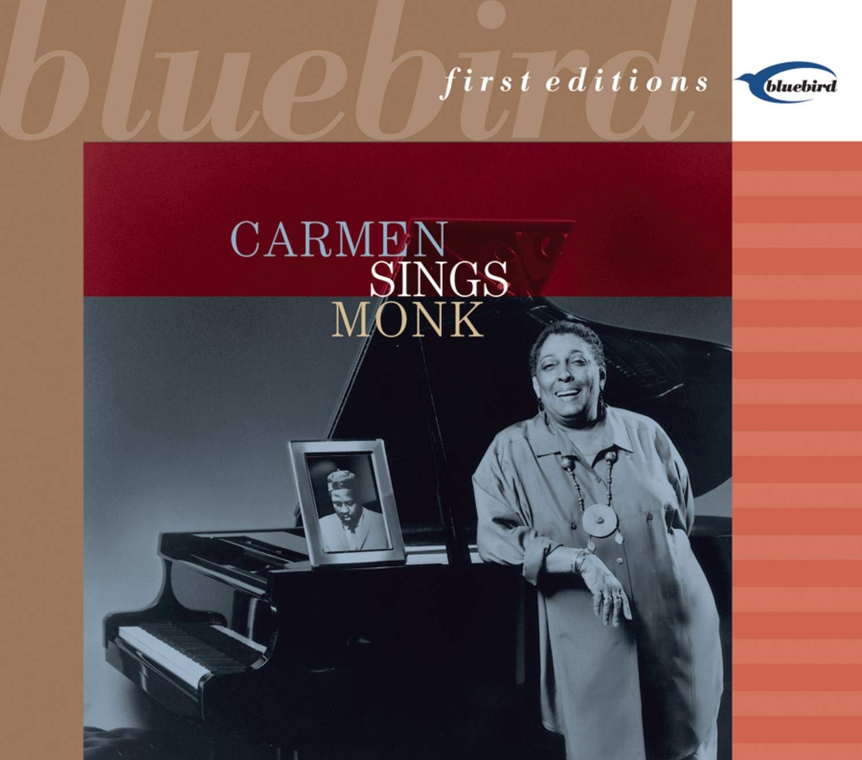 Carmen McRae – Carmen Sings Monk (1990) [FLAC]